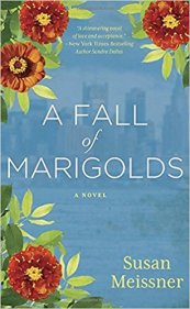 a fall of marigolds by susan meissner | 4 go-to book suggestions, spring 2018 | deniseadelek.wordpress.com