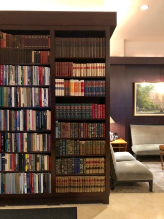 library hotel | rainy day in nyc | deniseadelek.wordpress.com
