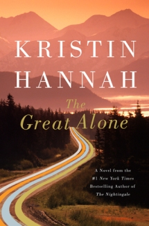 summer beach-read books | the great alone by kristin hannah