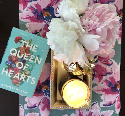 the queen of hearts by kimmery martin | summer beach read book review | deniseadelek.wordpress.com