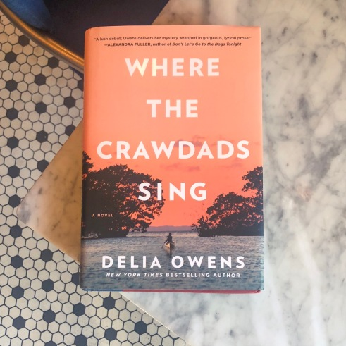 where the crawdads sing by delia owens | deniseadelek.com