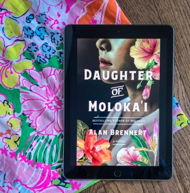 Daughter of Moloka'i by Alan Brennert book reviewa | www.deniseadelek.com